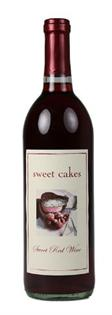 Sweet Cakes Sweet Red Wine 750ml - Case...